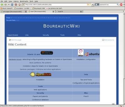 Wiki, Blogs, CMS